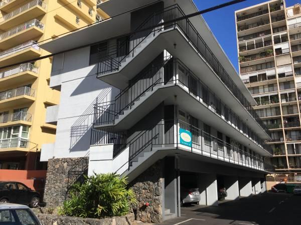 2/1/1 with Lanai in Waikiki. FIRST MONTHS RENT FREE!!!